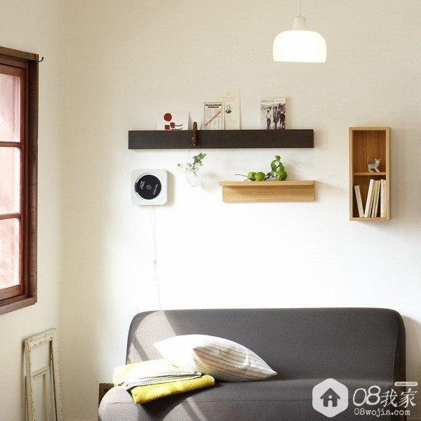 傅 湘江世纪城88平小三房装修日记高清图片