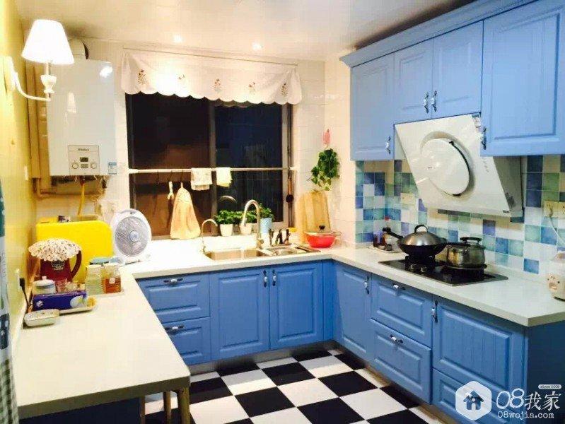 改造后的新厨房