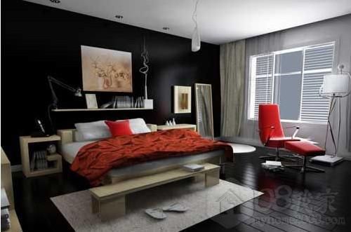 客厅地板砖装修效果图欣赏