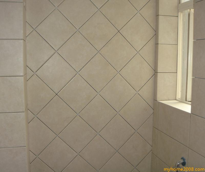 欧式斜墙砖贴图