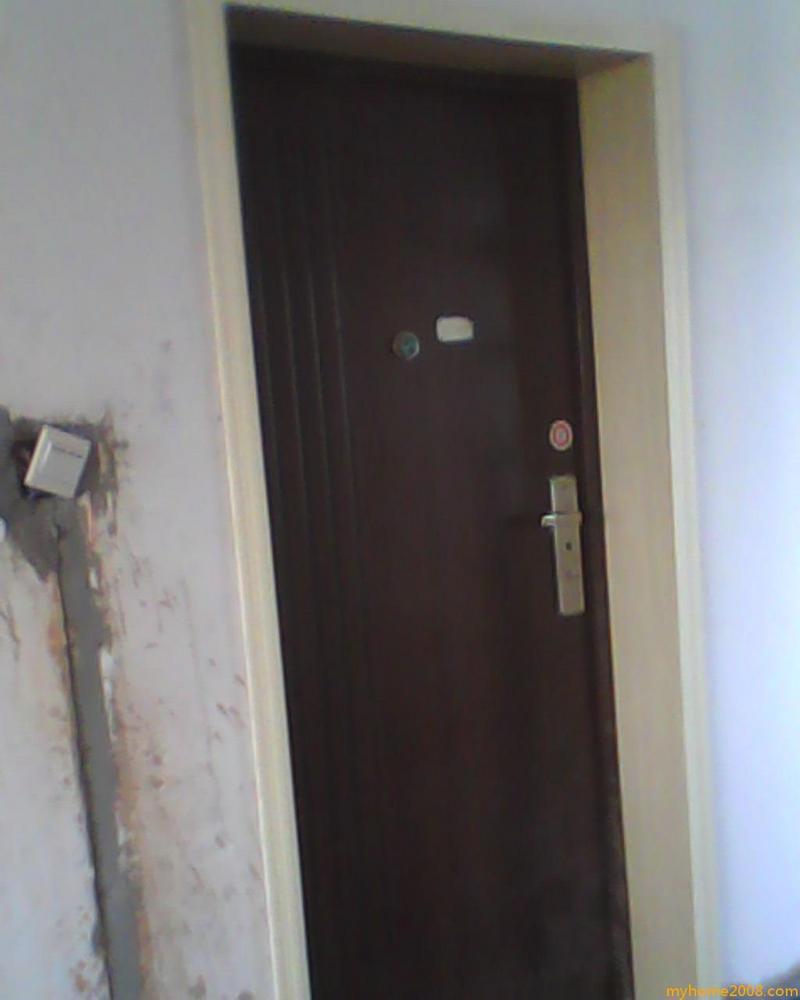 大门的门套