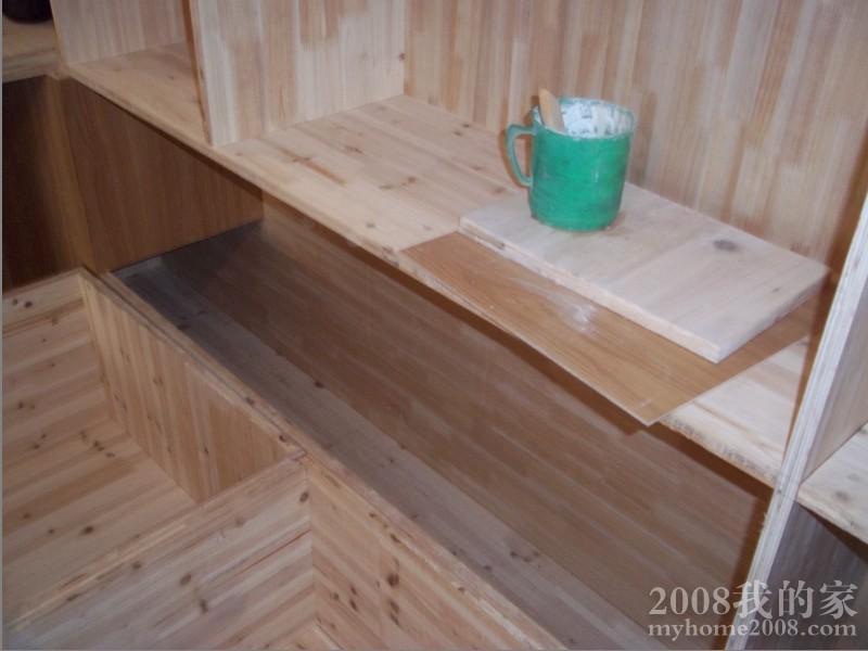 瓷砖橱柜全记录 魔镜魅力依旧 80页 全能改造王的忠实fans 嵌墙餐桌