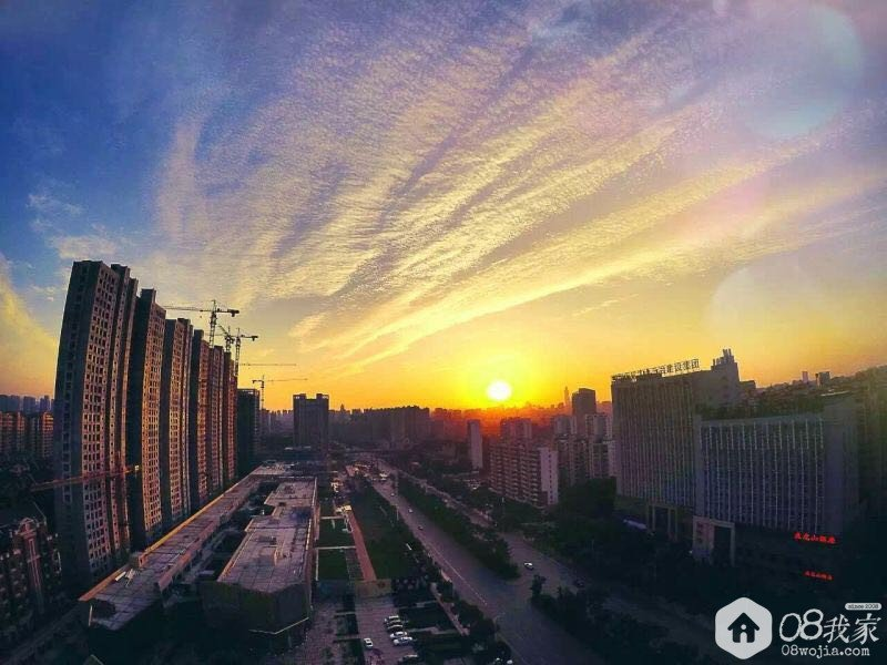 超美的天空