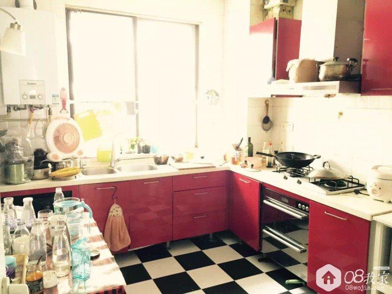 旧厨房的最后留影
