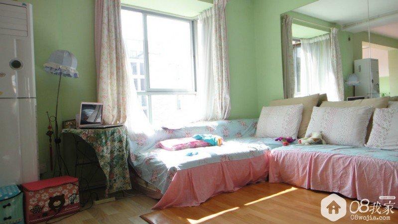 以前的客厅