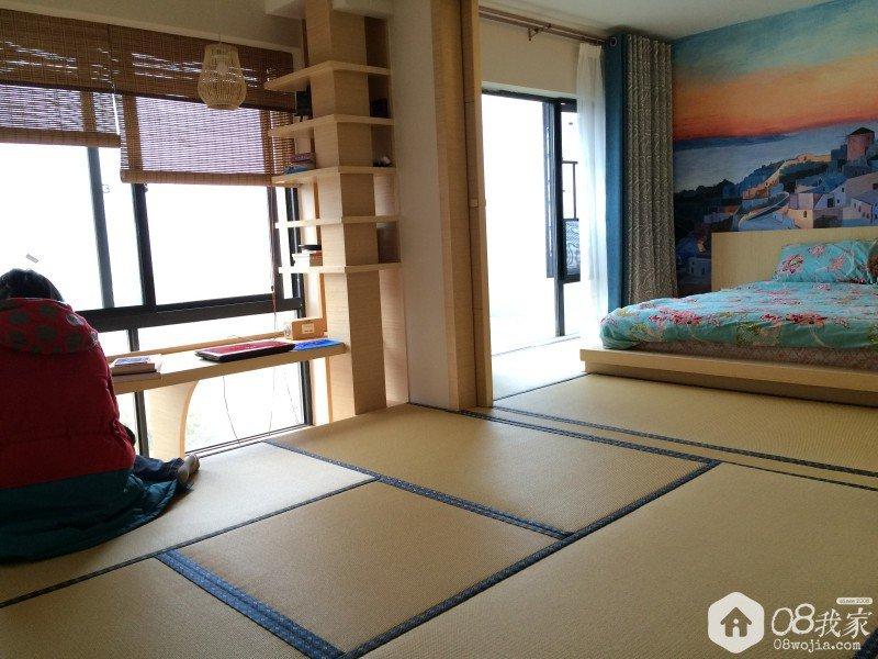 兼书房、休闲、茶室和客房功能