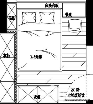 儿童房第一版设计