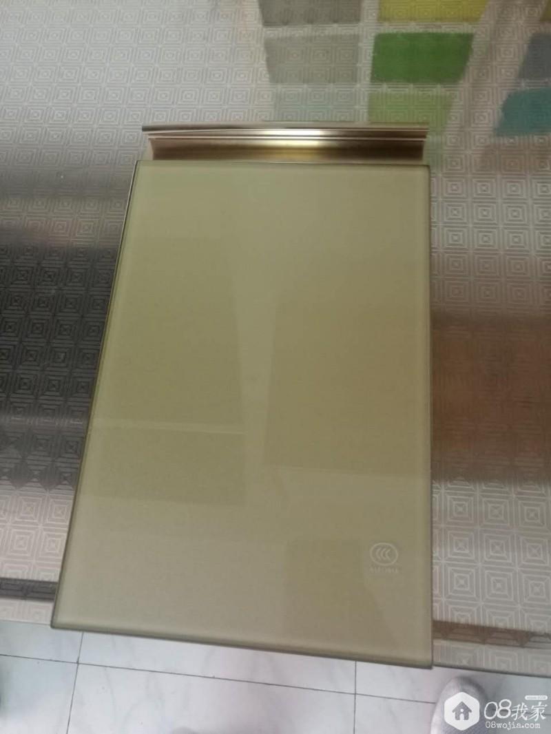 钢化玻璃柜门免费做隐形拉手