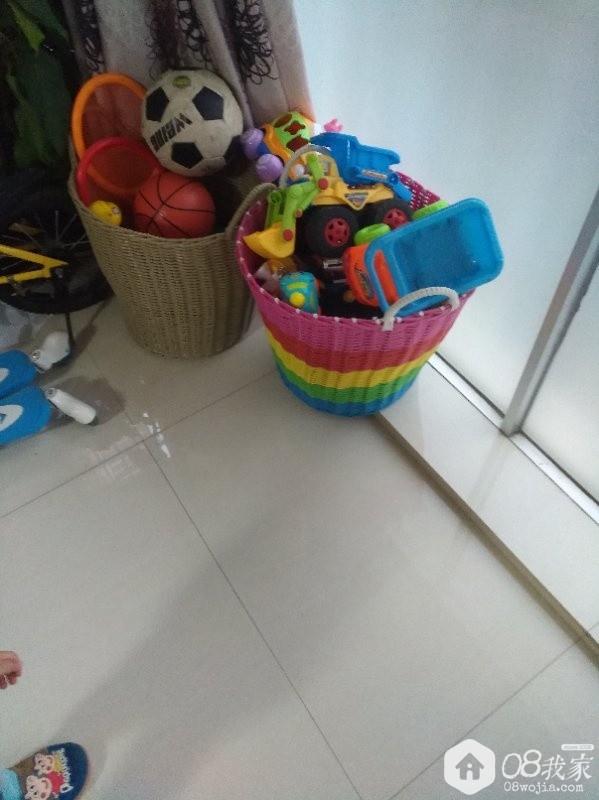 家中的玩具