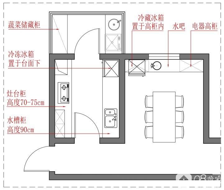 二字型厨房.jpg