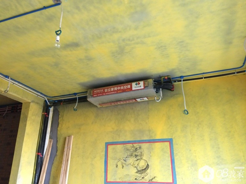 空调安装完成1