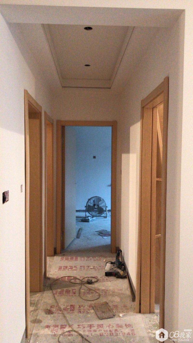 门+门套效果图