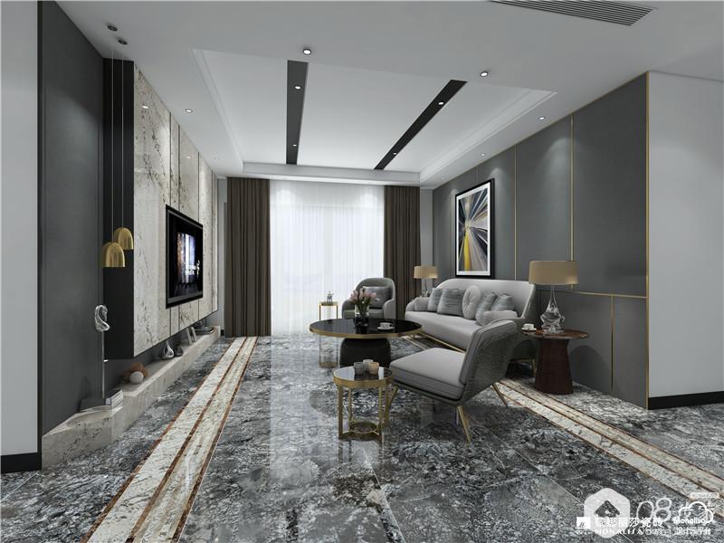 沙发背景墙采用宫廷灰90-180CB05922M066.jpg