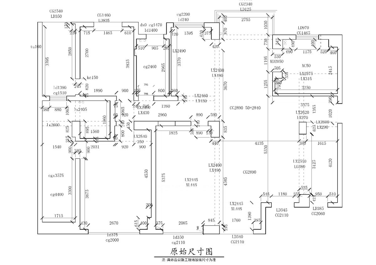原始尺寸图涟水华府 -Model.jpg
