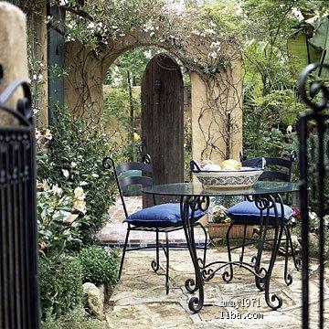 我家也有个花园,真喜欢